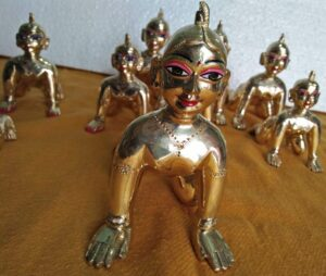Bal Radharani 6 Inches
