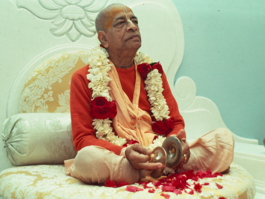 Srila Prabhupada on deity worship – extracts from letters