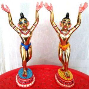 Gaura Nitai 8 Inches