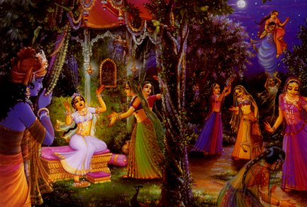 Gopi Geet – The Gopīs' Songs of Separation in Sanskrit – Hindi and English